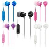 Audífonos Manos Libres Sony Diferentes Colores