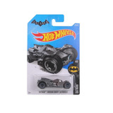Hot Wheels Batman Batimovil Arkham Knight Batmobile Nuevo