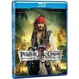 Blu-ray Piratas Do Caribe Navegando Em Aguas Misteriosas