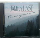 Cd James Last Non-stop Evergreens 1989