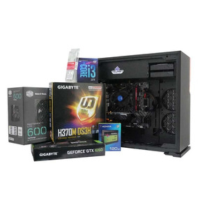 Pc Gamer Violet Tv05 Core I3 8100 Gtx 1050 Ram 8gb