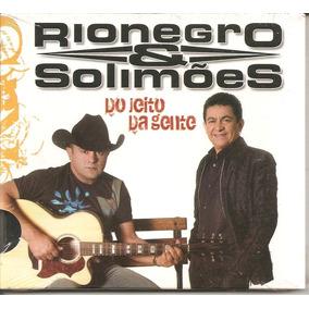 Rionegro & Solimões Do Jeito Da Gente - Musicpac Cd Lacrado