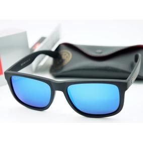 Ray Ban Lente Azul Claro Barato De Sol - Óculos no Mercado Livre Brasil aa6e553338
