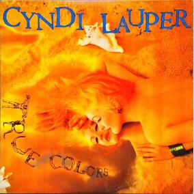 Cyndi Lauper Lp 1986 True Colors 12128