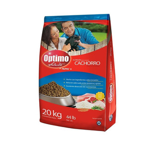 Alimento Para Perro Optimo Cachorro Selecto 20 Kg