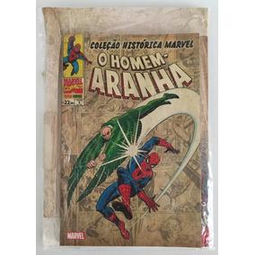 Hq Coleção Histórica Marvel O Homem Aranha Volume 5 Jan/2014