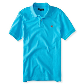 Camisa Polo Masculina Aeropostale A87 Camiseta Original