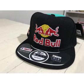 2bcec8fd4a1ad Gorra Plana Red Bull Visera 9fifty - Por Mayor Y Menor