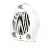 Calefactor Con Ventilador Rc-a01 Rca Luz Indicador Blanco