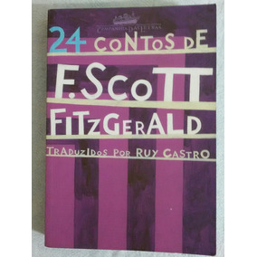 Livro 24 Contos De F. Scott Fitzgerald Traduzidos Ruy Costa