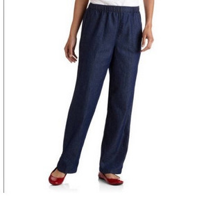 1c45282804 Pantalon Dama Talla Extra 2xl-xxl-20 Petite Envio Gratis