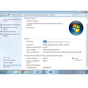 Computadora Hp Compaq Dc 5100 Pentium 4 Ht