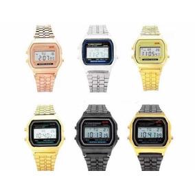 Reloj A168 Tipo Casio