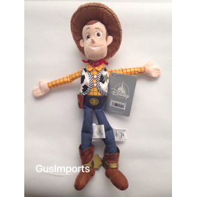 Disney Pelúcia Cowboy Woody Toy Story 30 Cm - Original