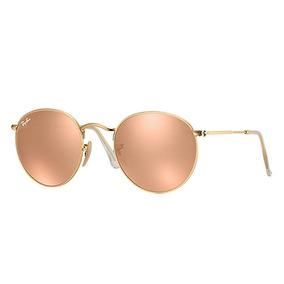 Oculos Rayban - Óculos De Sol Ray-Ban Round Sem lente polarizada em ... 6c6ce88940