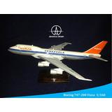 Avion Boeing 747-200 Viasa N749wa A Escala 1/160