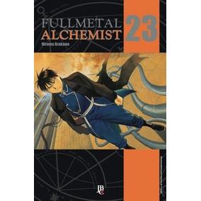 Lote Mangás Fullmetal Alchemist Nº 23, 24, 25, 26 E 27