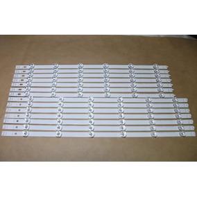 Kit Barra Led Tv Lg 55ln5400 55la6130 / 55la6200