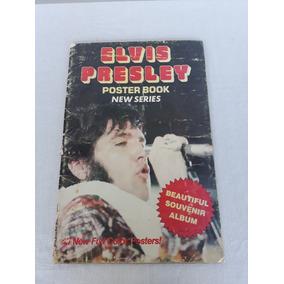 Revista Elvis Presley Poster Book 1977 Nostalgia Press