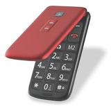 Celular Flip Vita P9021 Multilaser 27605