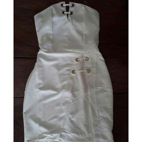 Vestido Feminino Branco Casual Tent Beach 402363f33fa