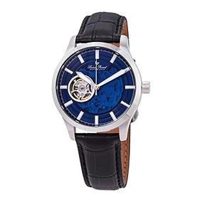 Lucien Piccard Sevilla Ii Automatic Blue Dial Mens Watch Lp-