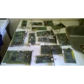 Accesorios Cpu-tarjetas-memorias-bandejas-etc +monitor 17 Ok