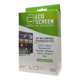 Kit Limpieza Lcd Celular Monitores 120cc + Paños Chemitec