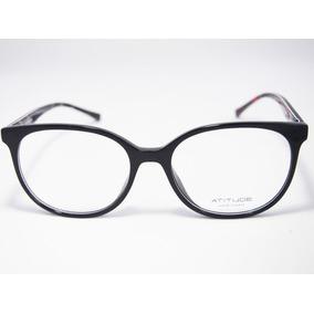 Armacao Oculos De Acetato Da Atitude Armacoes - Óculos no Mercado ... d0f86b63e8
