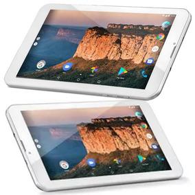 Tablet Multilaser Prata M9 3g 8g 2 Chip Nb284 1 Ano Garantia