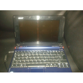 Mini Laptop Acer Aspire One Zg5 100% Operativa