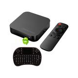 Smart Box Tv X-view Droid Box Tv + Teclado Wireless Caseros
