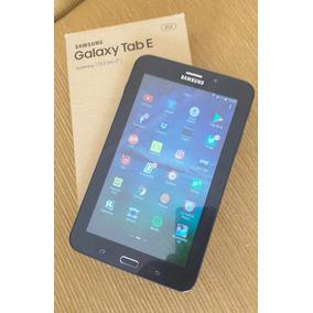 Galaxy Tab E Samsung T116bu 8gb 7