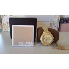 Relógio Luxo Michael Kors Mk5449 Original!