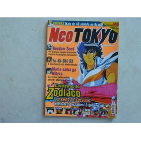 Revista Neo Tokyo N° 2 Editora Escala