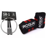 Kit Corda Sr-1f Froning Speed Rope E Munhequeira 30cm Rogue