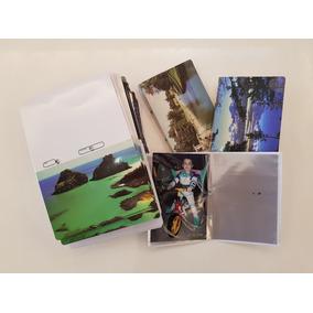 Álbum Fotográfico 10x15/40 Fotos Acabamento.100 Unidades