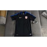 Camisa Oficial Nike Da Seleção Americana Usa Modelo Jogador