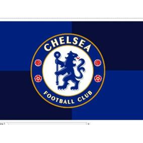 de0cd3a3d4 Escudo Chelsea - Gravuras no Mercado Livre Brasil