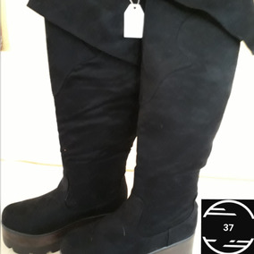 Botas Bucaneras Escrupulos Patronato - Botas de Mujer en Mercado ... 89d8976617263