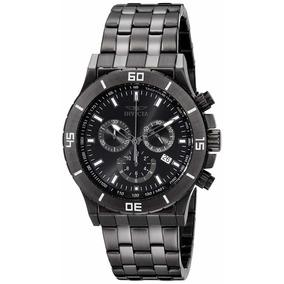Reloj Invicta Specialty 0393 Cronografo Speedmaster Negro