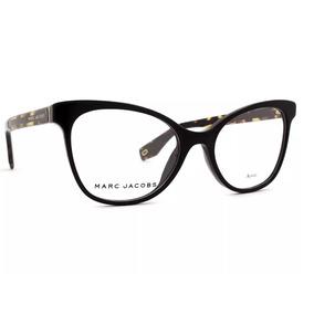 ef23dc4c693d2 Marc Jacobs Óculos De Grau Feminino Marc 284 807 5,2 Cm