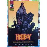 Hellboy Baba Yaga Y Otros Relatos Tomo Unitario Edit Norma