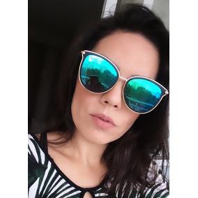 ba1f608b9b6 Oculos Feminino 2017 Espelhado De Sol Dior - Óculos no Mercado Livre ...