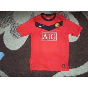 Camiseta Manchester United Nike 2010 Leer Descripcion