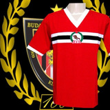 00698b649c Camisa Do Budapest Honvéd Da Hungria - Futebol no Mercado Livre Brasil