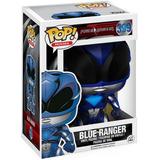 Power Rangers. Blue Ranger 100% Original Funko Pop #399