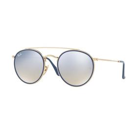 Oculos Rayban Feminino Espelhado Hound De Sol Ray Ban Round - Óculos ... a70def8baa