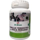 Tribulus Terrestris C/ Maca Peruana 500mg 120cps Vigra Natur