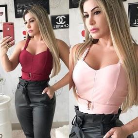 Tranças Cordas Rosa - Camisetas e Blusas Body no Mercado Livre Brasil 39843cb7917